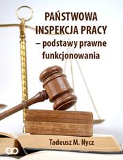 Państwowa Inspekcja Pracy – podstawy prawne funkcjonowania Pip_pp_d